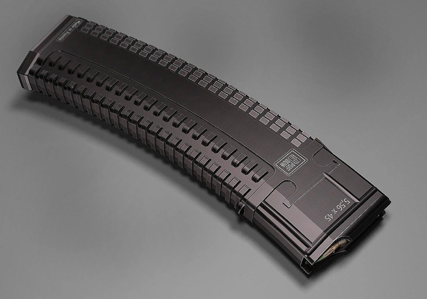 Magazine AUG 5.56*45 for 45 cartridges